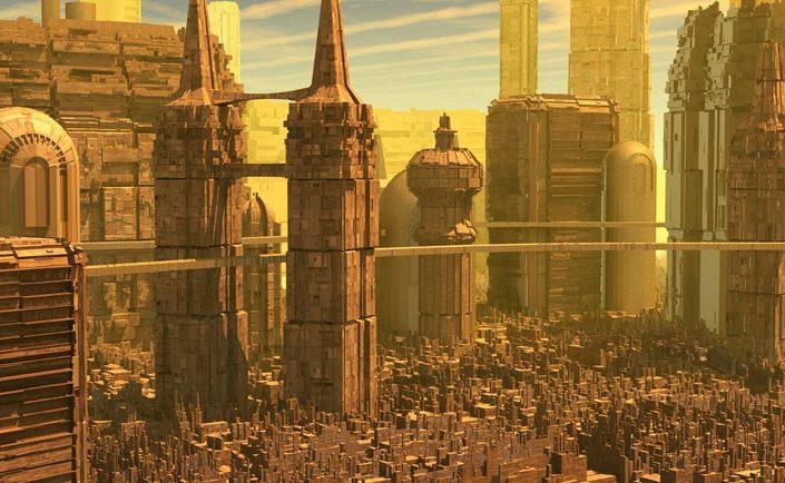 Ancient Future City