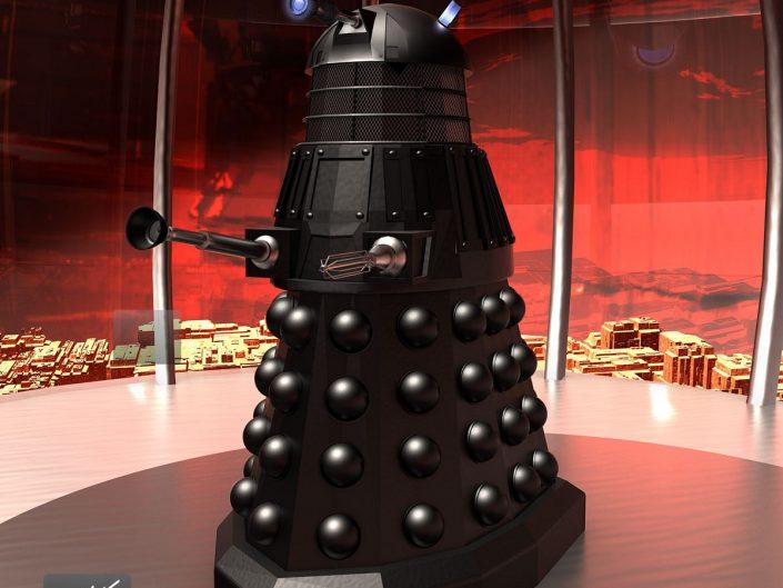 Dalek Model