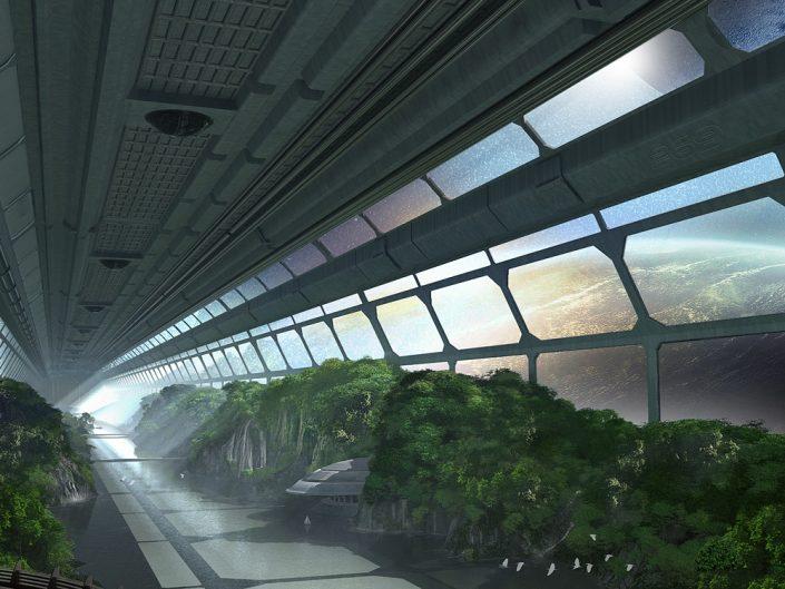 Space Habitat 269