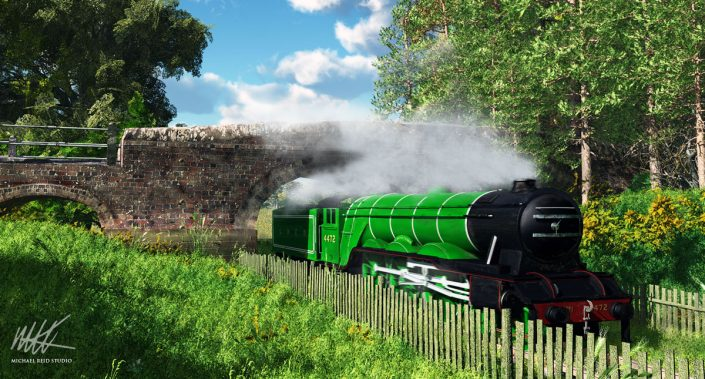 The Flying Scotsman Revisited